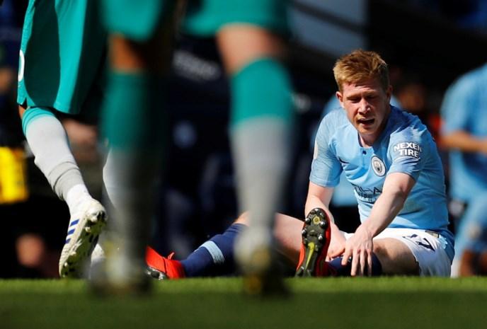 "Kevin De Bruyne ""stelt het beter"" maar Rode Duivel speelt niet bij Manchester City"