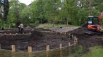 Aanleg vlindertuin in Sint-Michielspark gestart