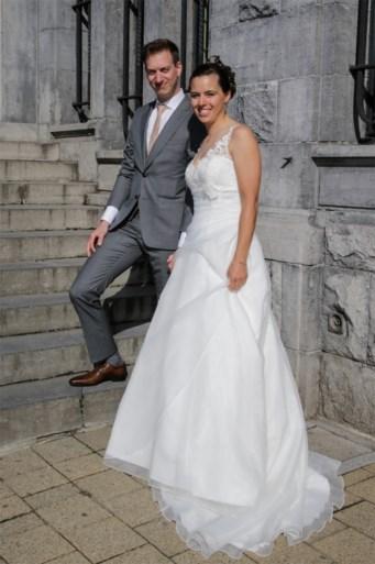 Wielrenster Annelies Dom (33) stapt in huwelijksbootje
