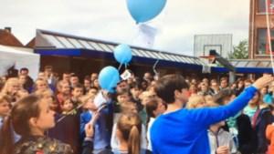 School neemt pakkend afscheid van vermoorde Daniël (9)