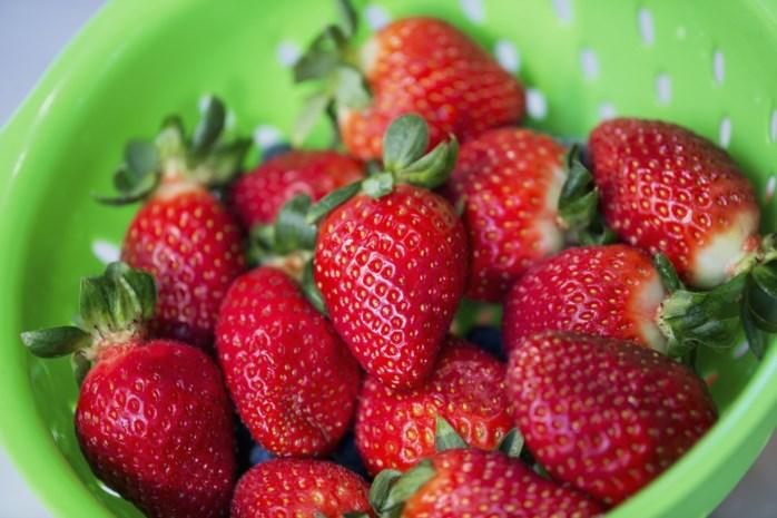 Aardbeien waren nog nooit zo goedkoop