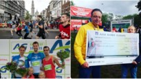 38.500 lopers trotseren de regen op AG Antwerp 10 Miles & Marathon