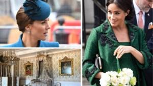ROYALS. Alles weer koek en ei tussen Harry en Kate, en peperdure renovatie voor Versailles
