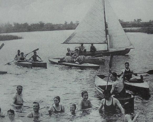 Massatoerisme in de Kempen begon al eind 19de eeuw