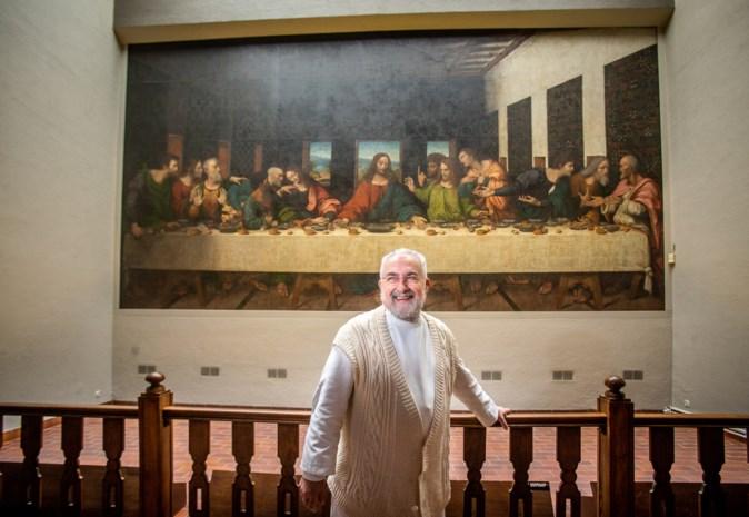 """""""Leonardo da Vinci schilderde zélf mee replica van Tongerlo"""": op zoek naar Leonardo in de Kempen"""