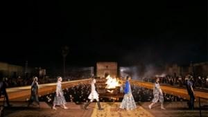 Dior showt resort-collectie in betoverend Marrakech