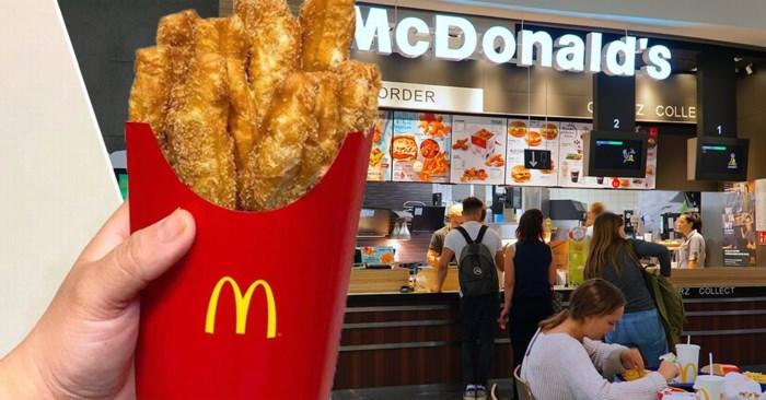 Dit is de nieuwe succesformule van McDonald's