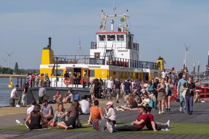 Sint-Annaveer blijft varen, ook na juli
