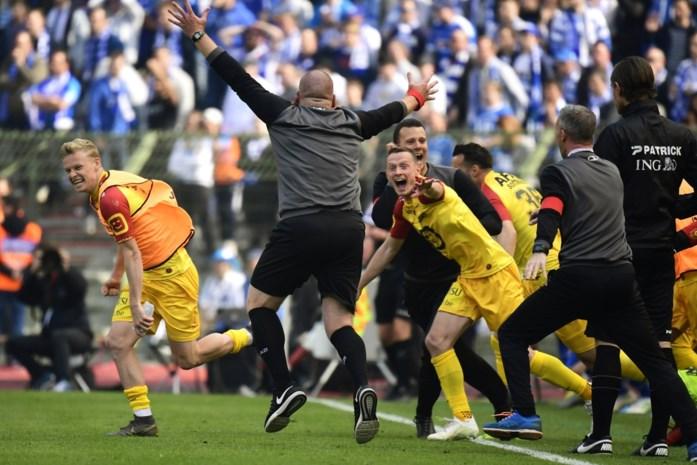 KV Mechelen heeft de Beker van België gewonnen, maar wat nu? Er dreigt een rampzalig scenario voor de kalender