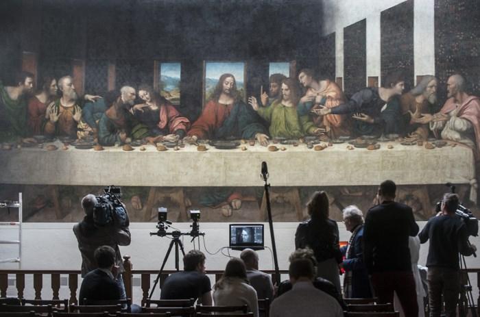 Maakte Da Vinci zélf schilderij in abdij Tongerlo?