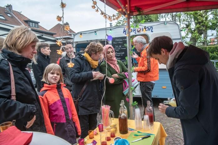 Feestje met een jaar vertraging: bewoners Meerlenhoflaan hebben eindelijk hun straat terug