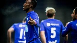 Fessou Placca helpt flets spelend Beerschot Wilrijk met drie goals voorbij Westerlo