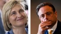 """Bart De Wever: """"CD&V kan alleen minister-president leveren als rood en groen in regering zitten. Dan zeg ik: niet met N-VA"""""""