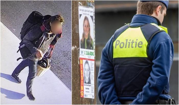 Lichaam Julie (23) geborgen, gezochte getuige gearresteerd voor moord