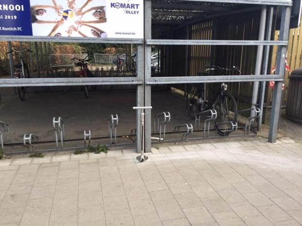 Pomp gratis uw fietsbanden op