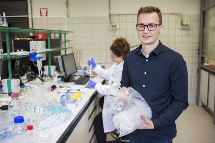 """Doctoraatsstudent UAntwerpen wil komaf maken met plastic laboafval: """"36.000 pipetjes in een jaar tijd, dat is veel te veel"""""""