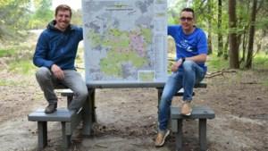 Ultralopers ontdekken Kalmthoutse Heide