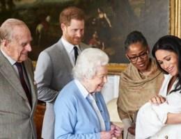 Deden prins Harry en Meghan Markle hier inspiratie op voor de naam van hun zoontje Archie?
