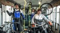 Europese experts komen kijken naar fietsbus en DeWaterbus in Antwerpen
