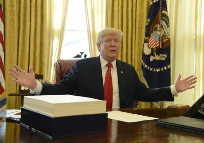 Democraten keuren wetsvoorstel goed voor toegang tot Trumps belastingaangiften in New York