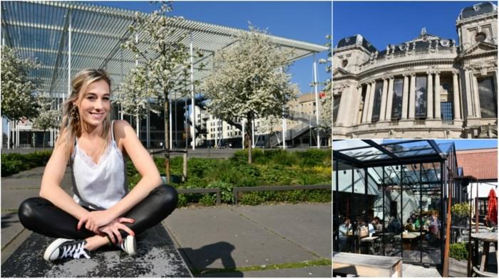 """De favoriete plekken van Ianthe Tavernier: """"Antwerpen is dé stad van de musical"""""""