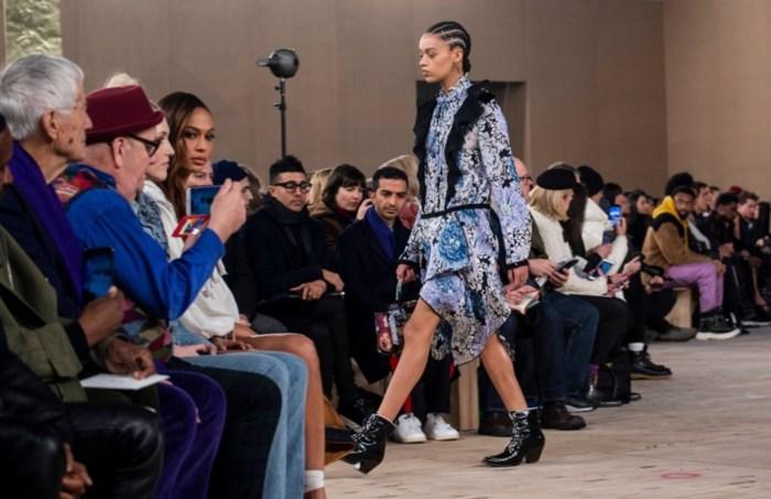 Grote verandering voor modeweek van New York