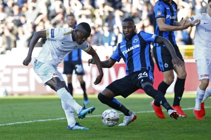Club Brugge maakt titelstrijd opnieuw spannend na zege tegen leider Genk