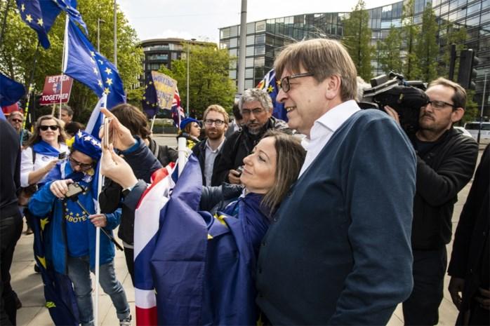 Guy Verhofstadt opgenomen in ziekenhuis door niercrisis