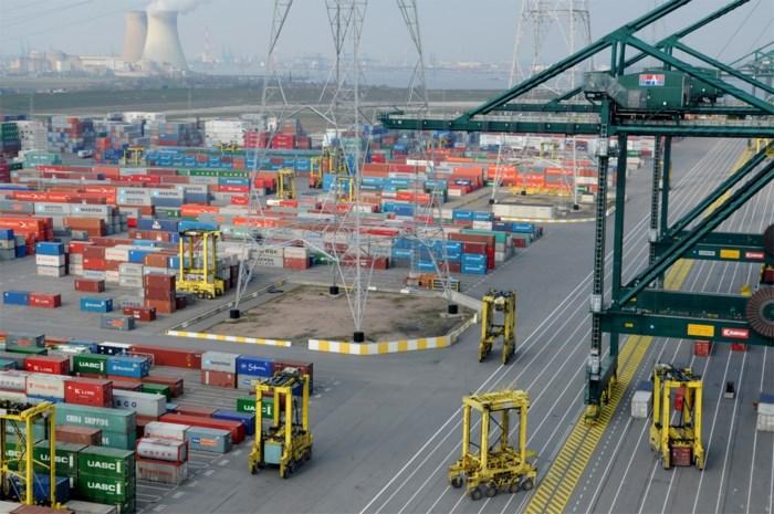 Politie houdt razzia op belangrijke containerterminal in Antwerpse haven: 15 arrestaties