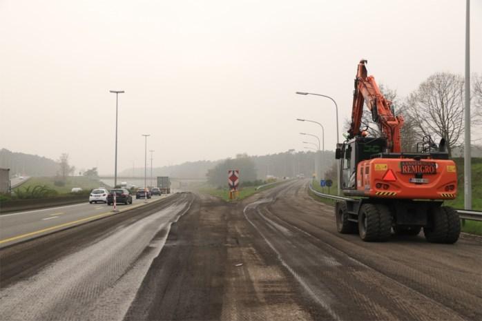 Werken langs de E17 zorgen voor extra verkeershinder