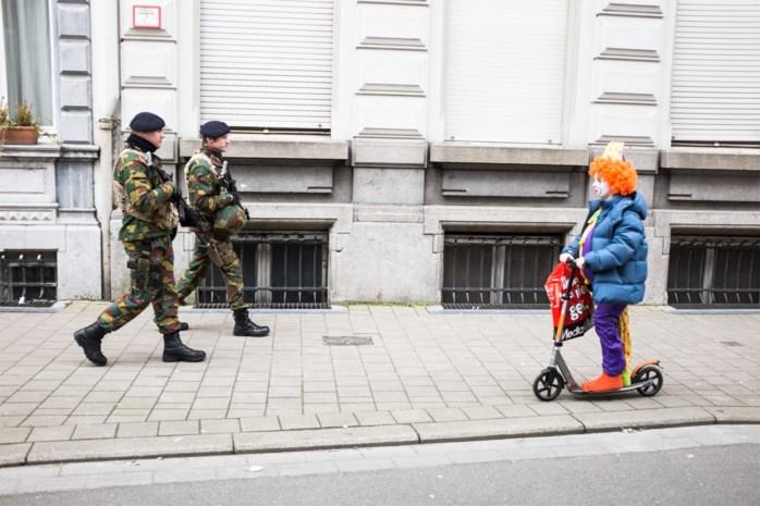 DISCUSSIE. Zijn militairen in het straatbeeld nog nodig? Waarom wel/niet?