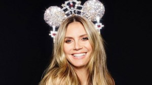 Heidi Klum ontwerpt Mickey Mouse-oortjes