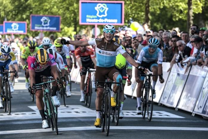 Dylan Groenewegen wint nu ook tweede etappe Vierdaagse Duinkerke maar heeft wel diskwalificatie nodig