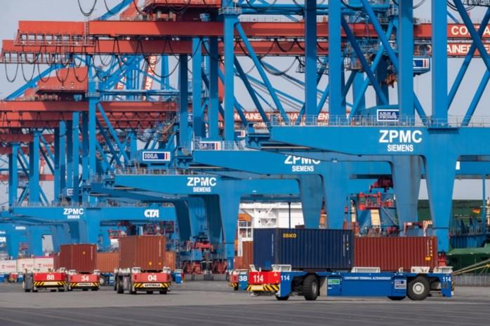 Hoe de haven van Hamburg Antwerpen opnieuw wil bijbenen in de containerrace