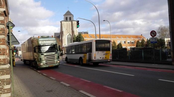 Groen wil snel tonnagebeperking Sint-Dimpna
