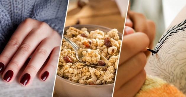 """Hoge Gezondheidsraad waarschuwt voor """"beschavingsziekten"""": neem geen tattoo, vermijd granola en pas op met nagellak"""