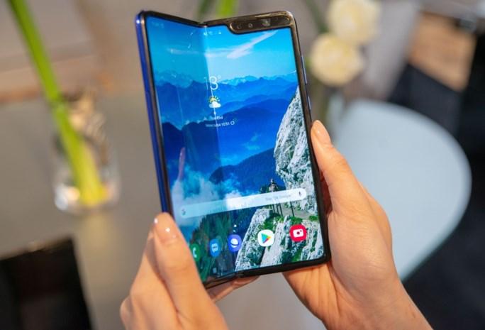 """""""Samsung lanceert opvouwbare smartphone mogelijk in juni"""""""