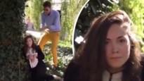 Waalse politici blunderen met video waarin vrouw hond aan leiband speelt
