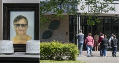 """Afscheid van vermoorde Heidi R. (49): """"Ze ging volledig voor haar toekomst"""""""