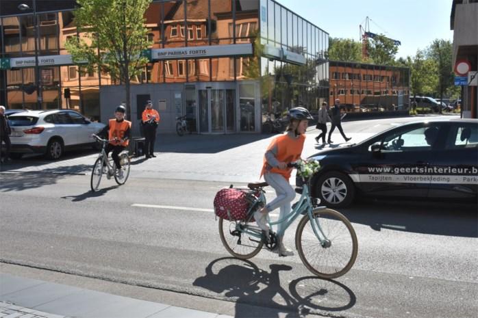 618 scholieren leggen fietsexamen af