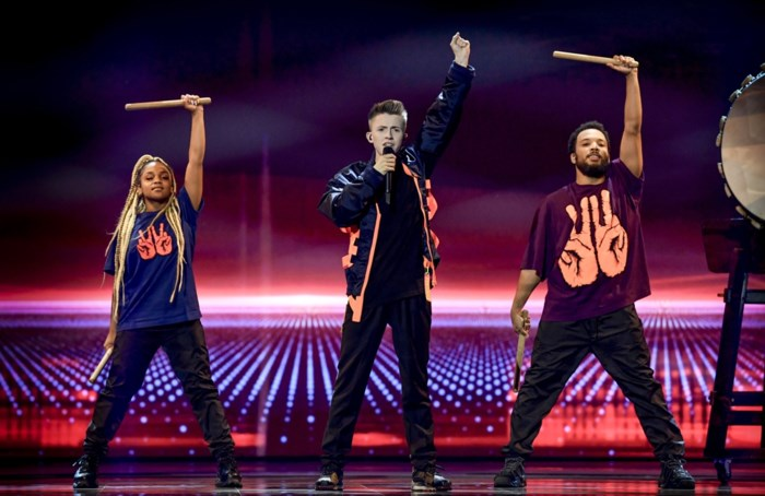 Eliot kan Europa niet boeien: België niet in finale Eurovisiesongfestival