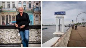 """Op stap met Christine Van Broeckhoven: """"Antwerpen is even brutaal als ik"""""""