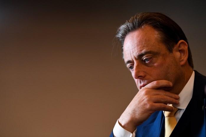 N-VA in het nauw na uitschuiver De Wever: hele dag puinruimen en bijsturen