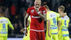 Antwerp heeft lot voor plek drie niet meer in eigen handen na verlies tegen AA Gent