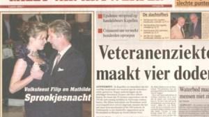 """Ook Kapellen 20 jaar geleden getroffen door legionellabesmetting: """"Een nachtmerrie"""""""