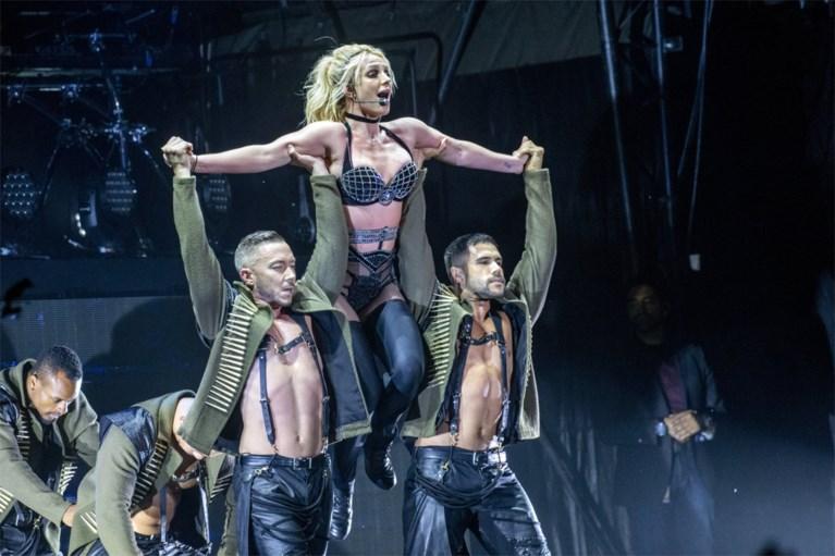 """""""Britney Spears zal mogelijk nooit meer optreden"""""""