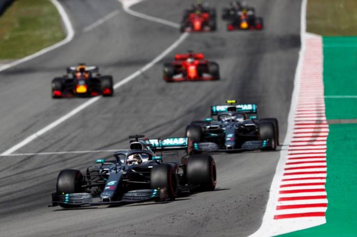 """""""F1-kampioenschap is dit jaar een Mercedes-kampioenschap"""""""