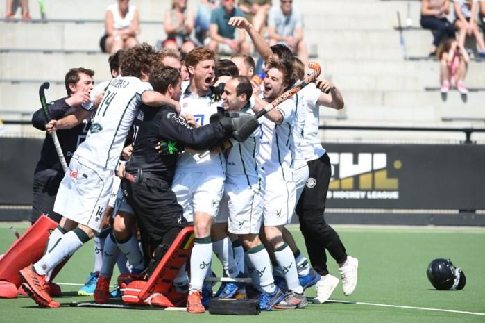 Waterloo Ducks wint als eerste Belgische team ooit Euro Hockey League
