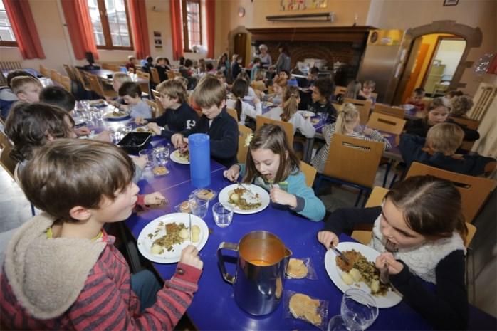 Antwerpen: stad werkt aan gezonde schoolmaaltijden