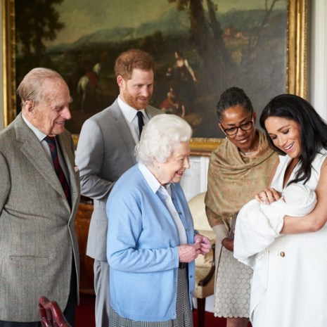 Gezocht: social media manager voor Queen Elizabeth